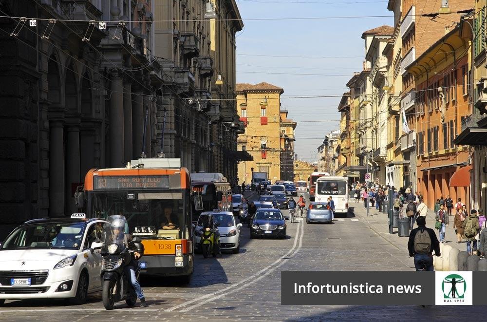 strada Bologna articolo blog, Infortunistica Tossani