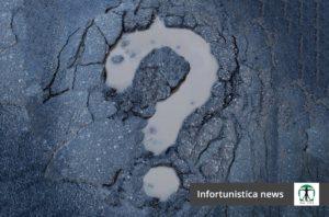 Punto interrogativo nel cemento articolo blog, Infortunistica Tossani