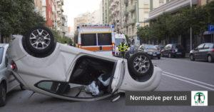 Incidente stradale articolo blog, Infortunistica Tossani