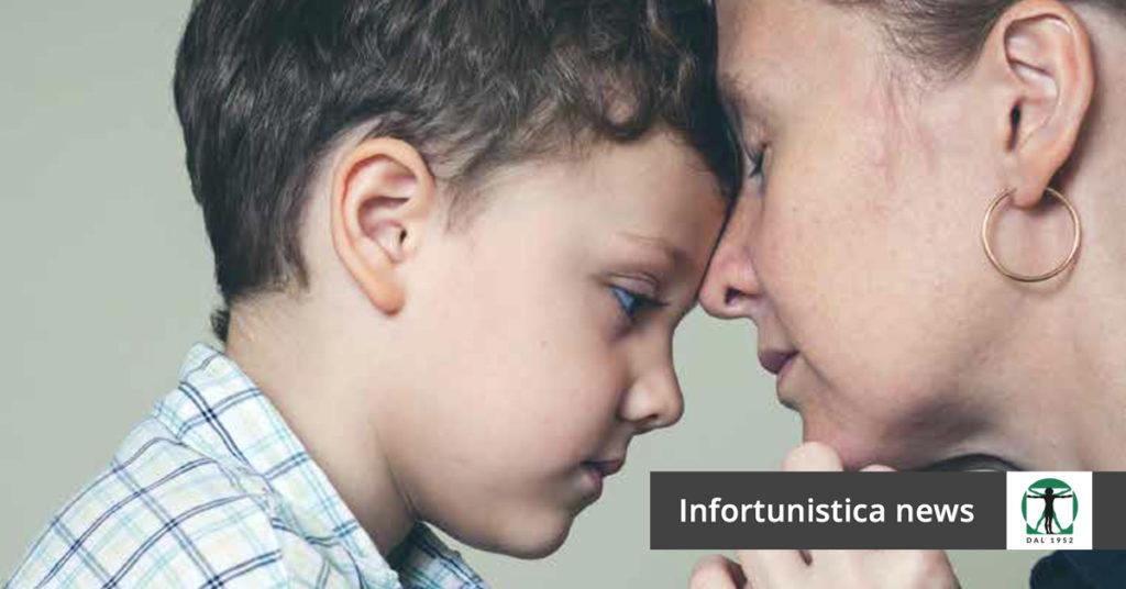 Madre e figlio articolo del blog, Infortunistica Tossani