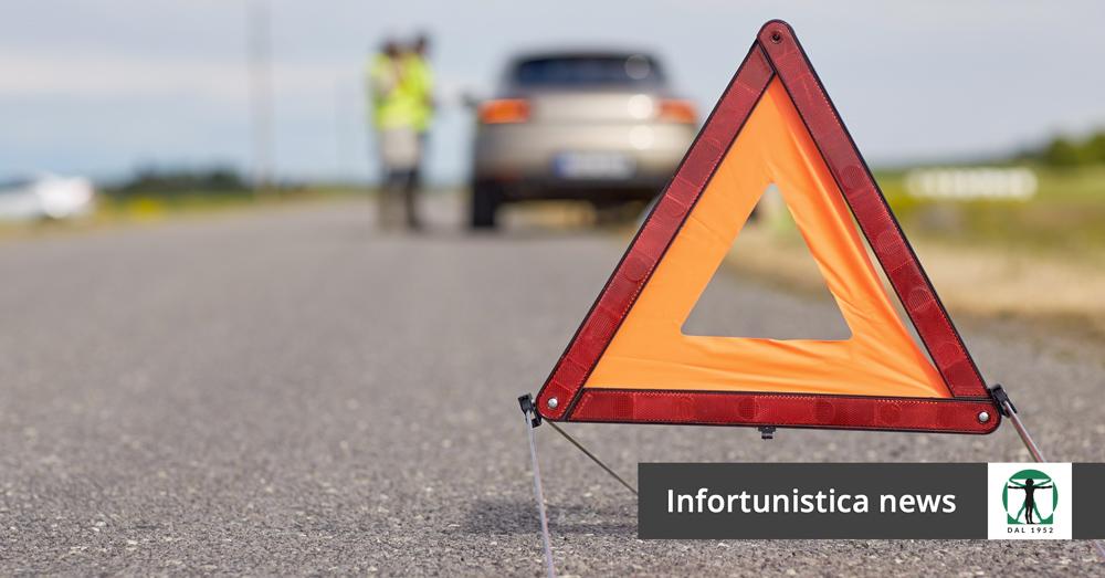 Incidente stradale articolo del blog, Infortunistica Tossani