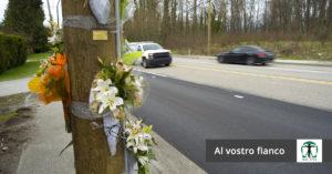Vittime incidenti stradali articolo del blog, Infortunistica Tossani