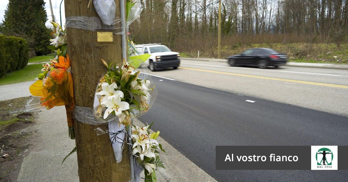 Anche l'Italia celebrerà la Giornata in memoria delle vittime della strada
