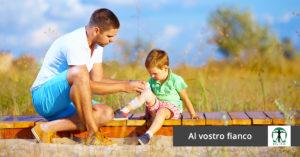 Soccorso bambini primi 5 minuti articolo del blog, Infortunistica Tossani