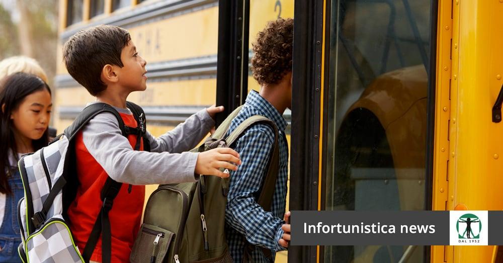 Alunno travolto dallo scuolabus: Ministero dell'Istruzione condannato al risarcimento danni