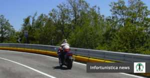 protezioni guard-rail motociclisti incidenti stradali infortunistica tossani