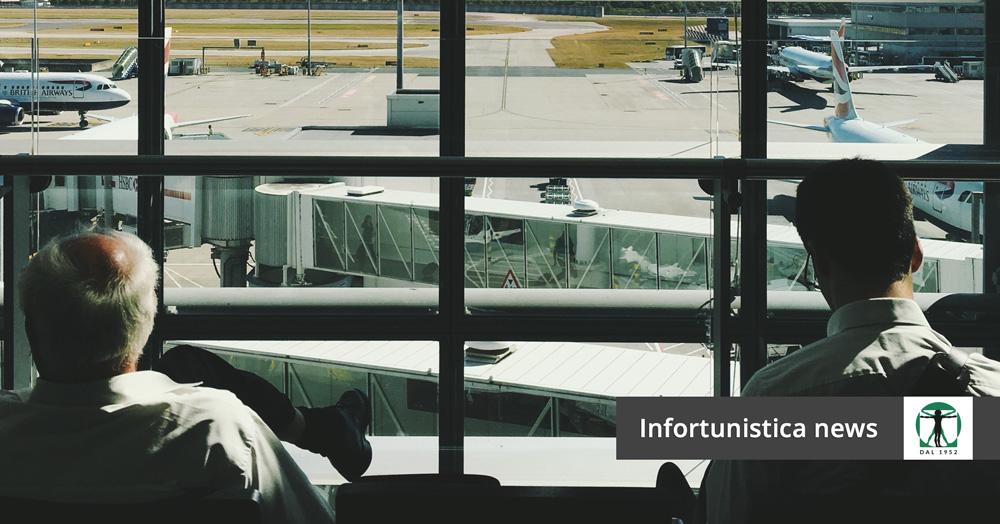Risarcimento danni vacanza rovinata volo aereo cassazione Infortunistica Tossani