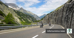 motociclisti, Infortunistica Tossani