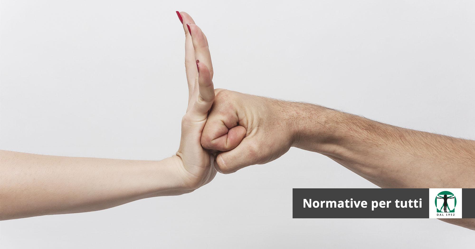 mani combattimento, Infortunistica Tossani