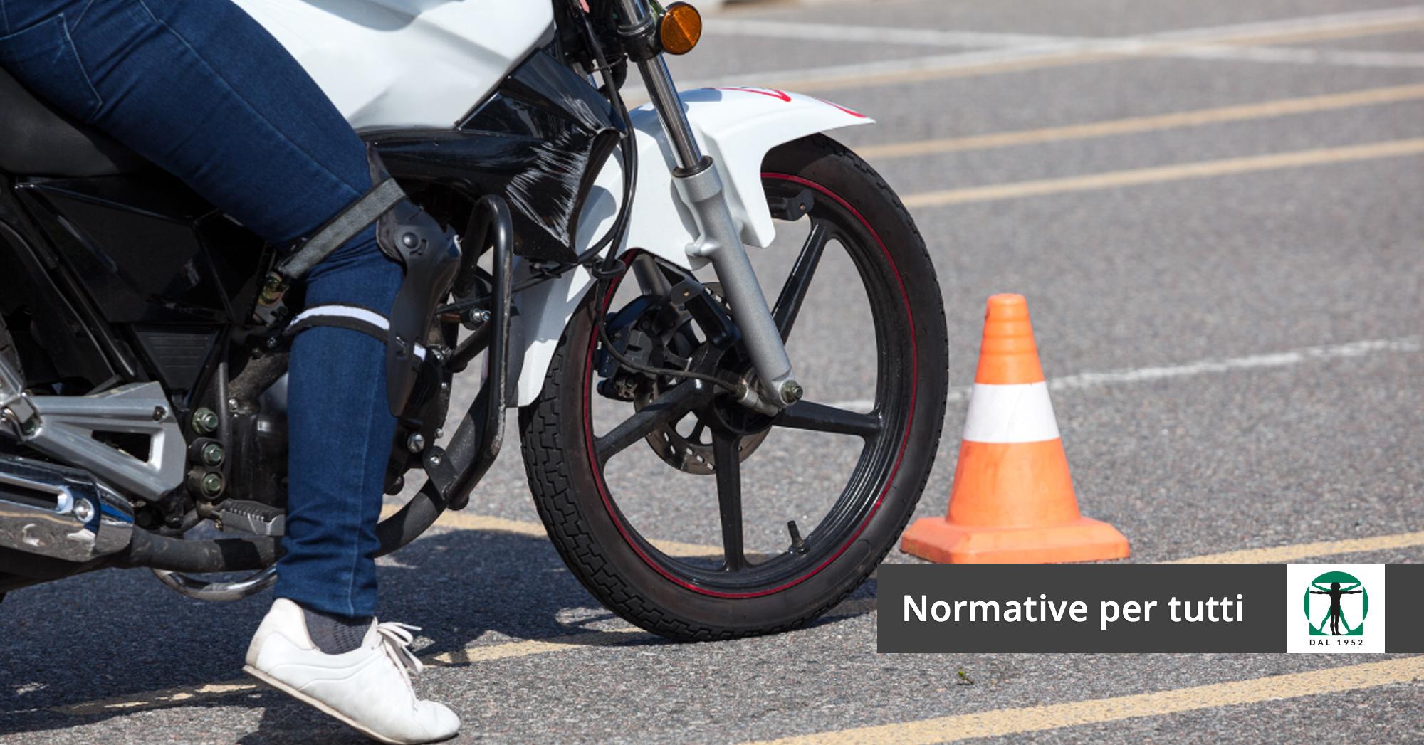 scuola guida moto, Infortunistica Tossani