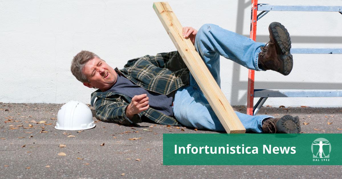 incidente sul lavoro, Infortunistica Tossani