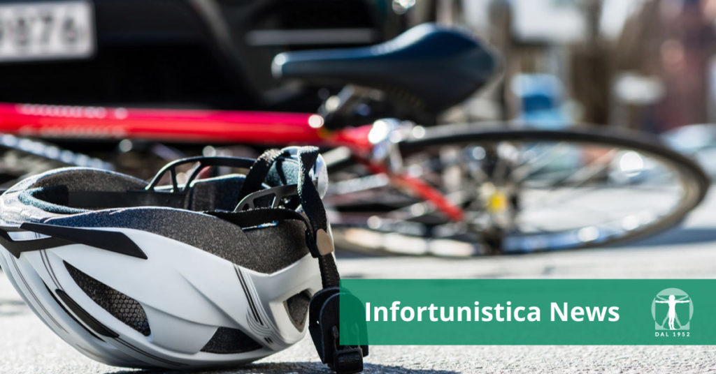 incidente bici, Infortunistica Tossani