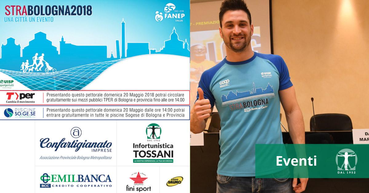 team si prepara alla StraBologna 2018, Infortunistica Tossani
