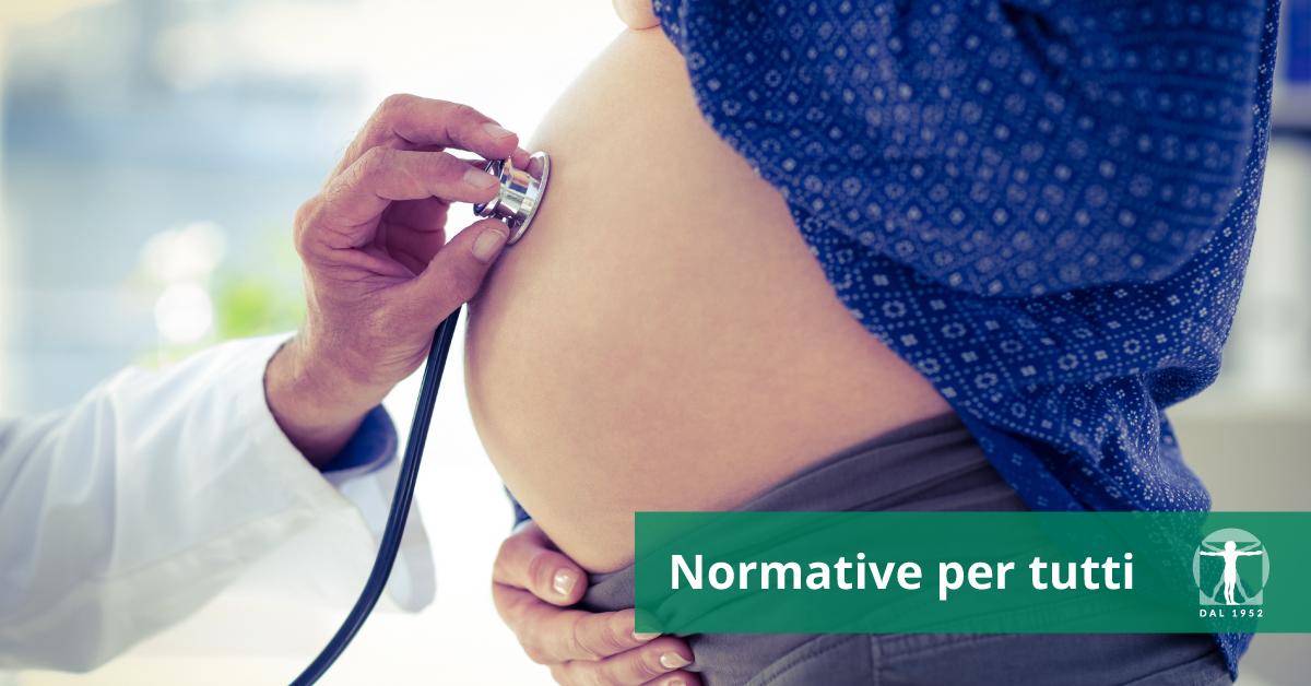 medico visita donna incinta, Infortunistica Tossani