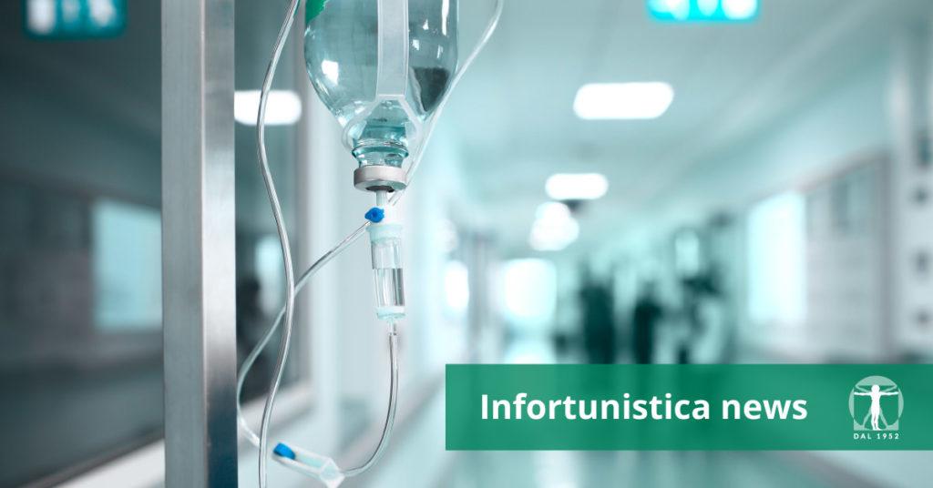 Infezioni ospedaliere in Italia malasanità, Infortunistica Tossani