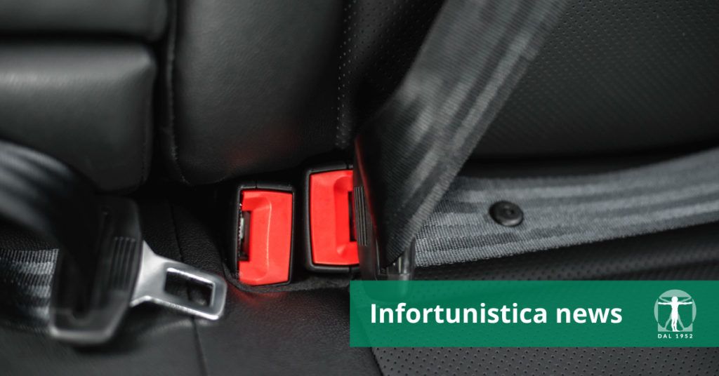 cintura di sicurezza auto, infortunistica tossani