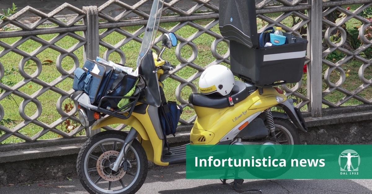 motorino poste italiane