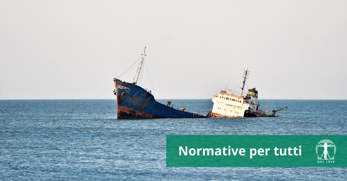 Risarcimento da danni marittimi