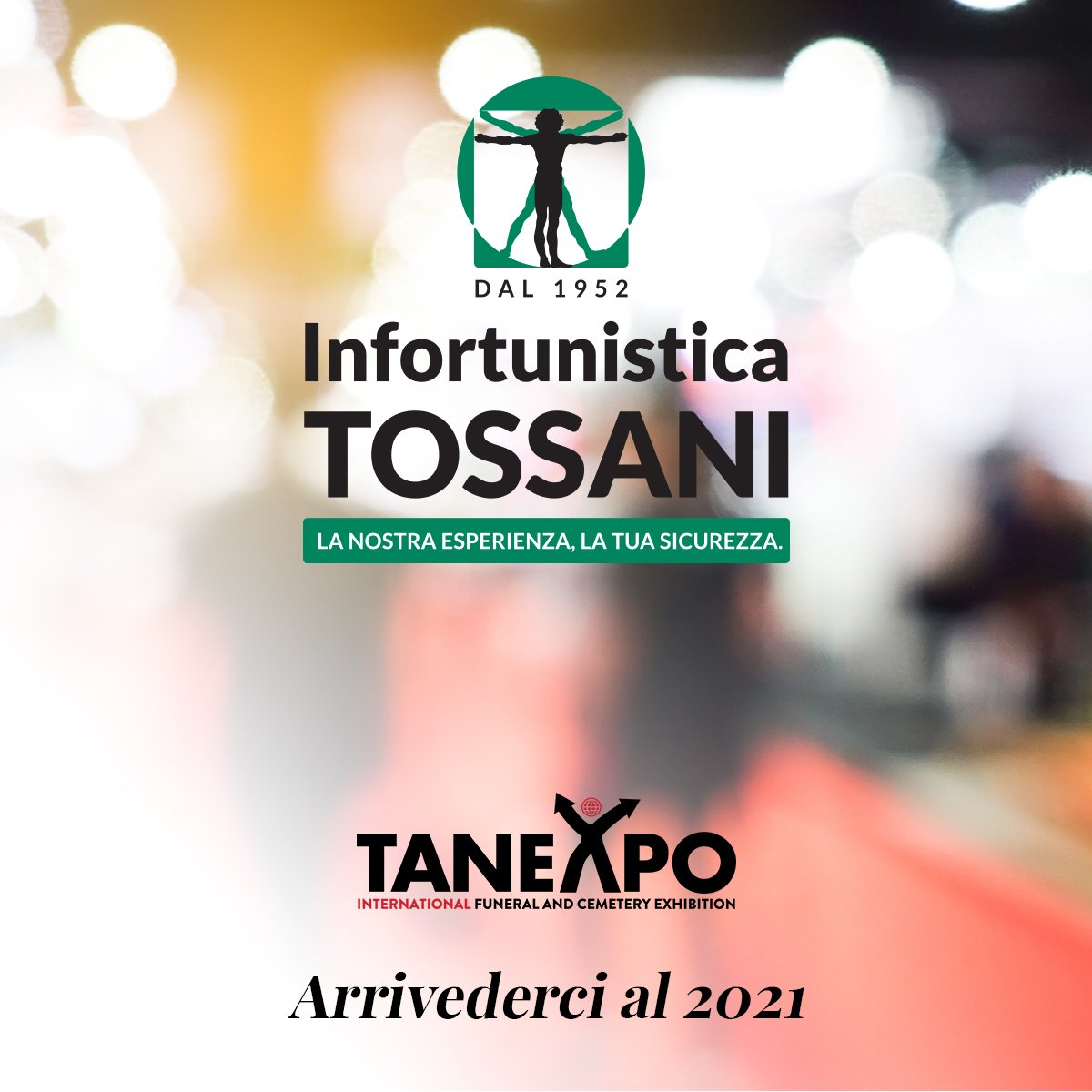 TanExpo rimandata al 2021